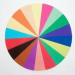 Kleurencirkel Lente