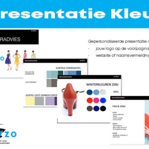 Presentatie Kleur