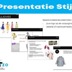 Presentatie Stijl