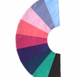 Kleurkraag Kleurenanalyse
