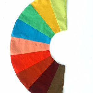 Kleurkragen Kleurenenalyse