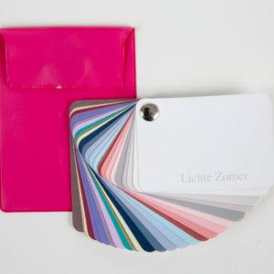 Materialen voor Kleur Stijl en Imago Consulenten