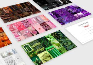 Kleurkaarten